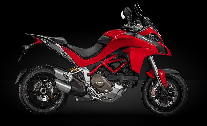 Multistrada 1260 S Touring D|air