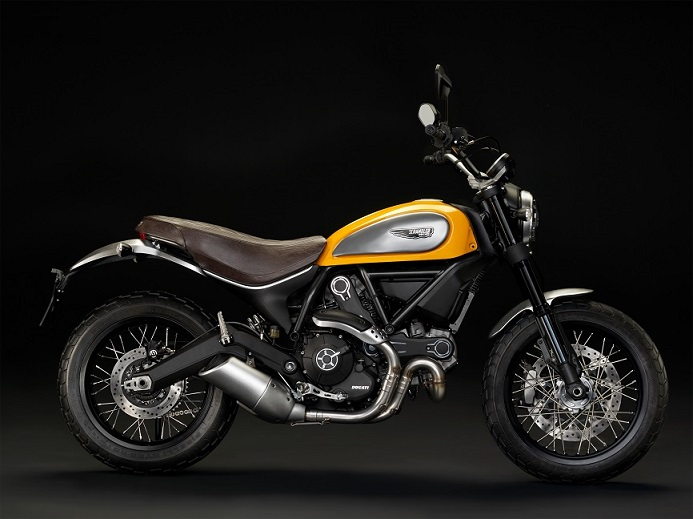 Scrambler Dark Icon